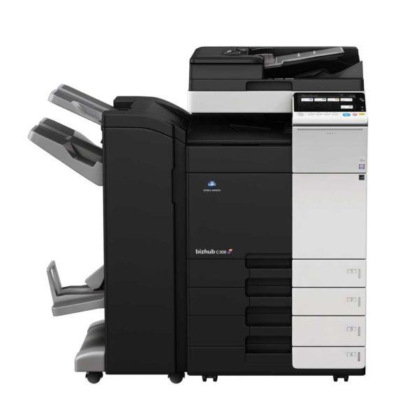 dzierżawa drukarki Konica Minolta C308