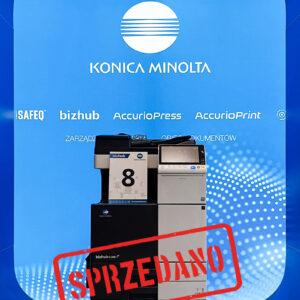 Konica Minolta Bizhub C308